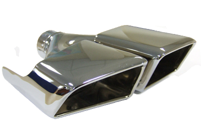 CAR TAIL PIPES (TWIN)
