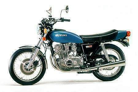 SUZUKI GS400 & GS425 PARTS