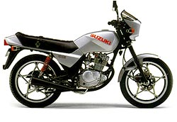 SUZUKI GS125 1982-2001 PARTS