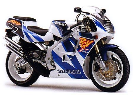 SUZUKI RGV250 1988-1998 PARTS