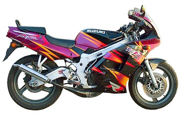 SUZUKI RG150, RGV150 1996-00 PARTS