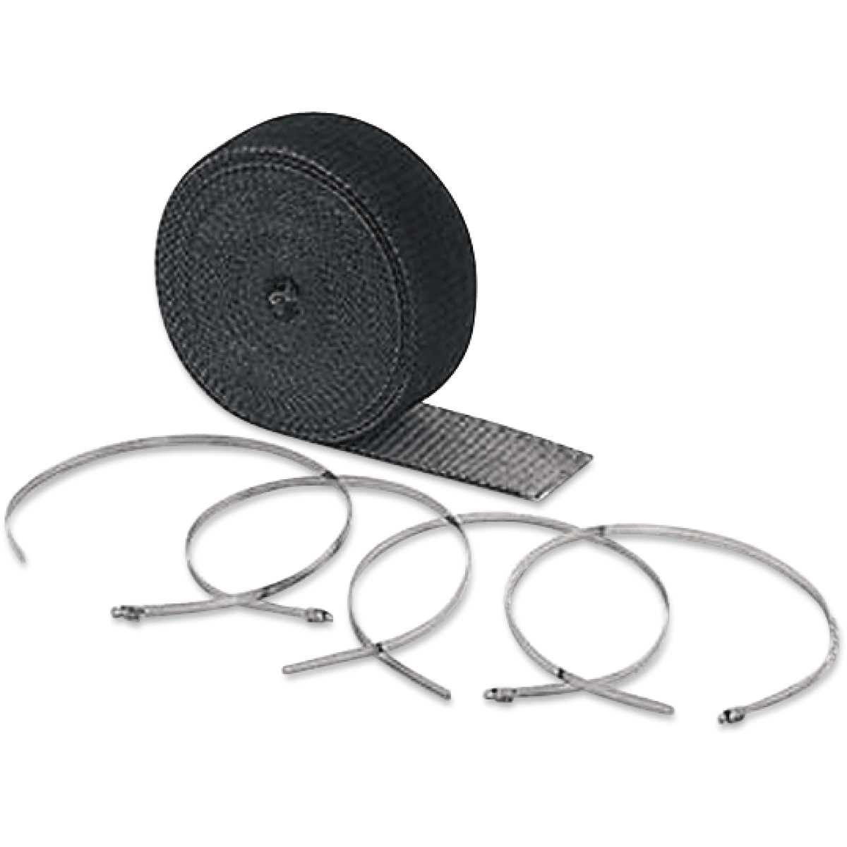 H/D ACCEL EXHAUST HIGH-TEMPERATURE EXHAUST WRAP KITS