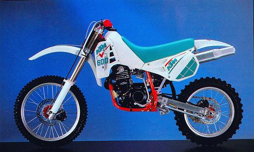 KTM 600 LC4 PARTS