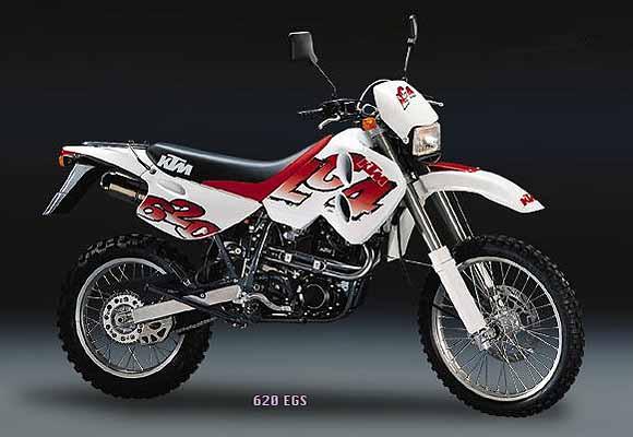 KTM EGS620 LC4 PARTS