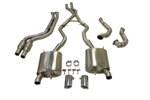 CAR STAINLESS STEEL EXHAUST SYSTEMS