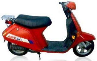 HONDA NB50 AERO PARTS