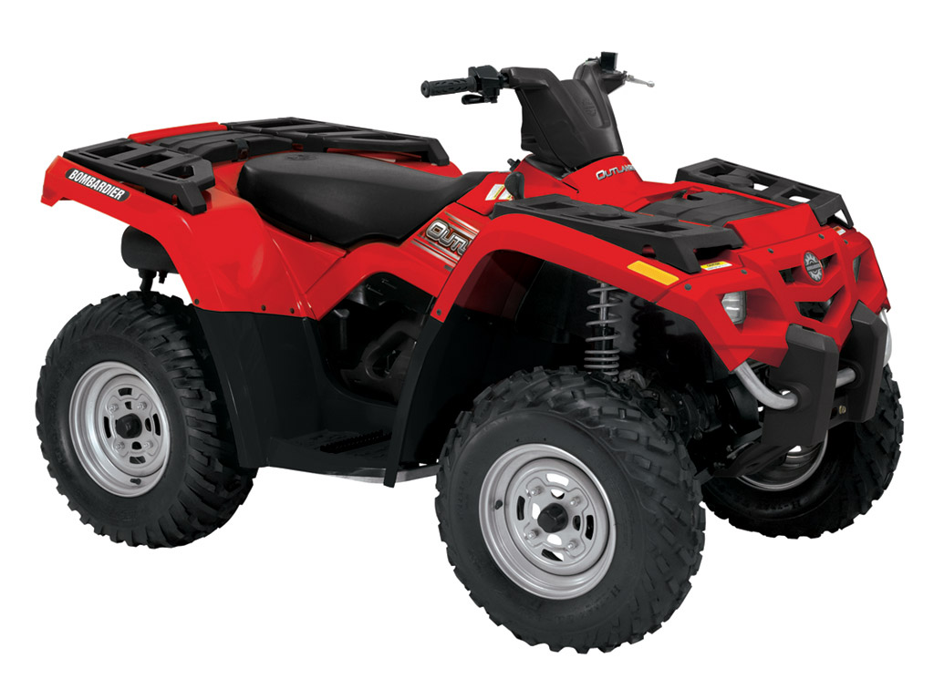 1 products CAN-AM/ BRP BOMBARDIER OUTLANDER 300 HO 2X4 PARTS