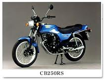 HONDA CB250RS PARTS