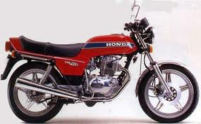 HONDA CB400N (SUPERDREAM) PARTS