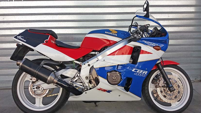 HONDA CBR400RR HURRICANE PARTS
