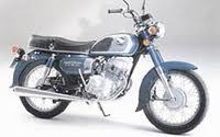 HONDA CD200 BENLY 1974- PARTS