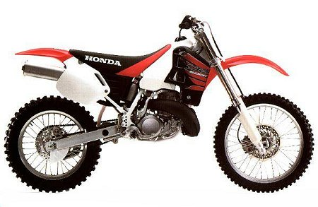 HONDA CR500R PARTS