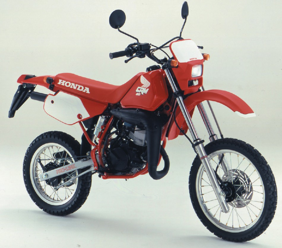 HONDA CRM50 1988-ONWARDS PARTS