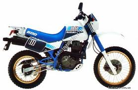 SUZUKI DR600 SF 1984-1985 PARTS