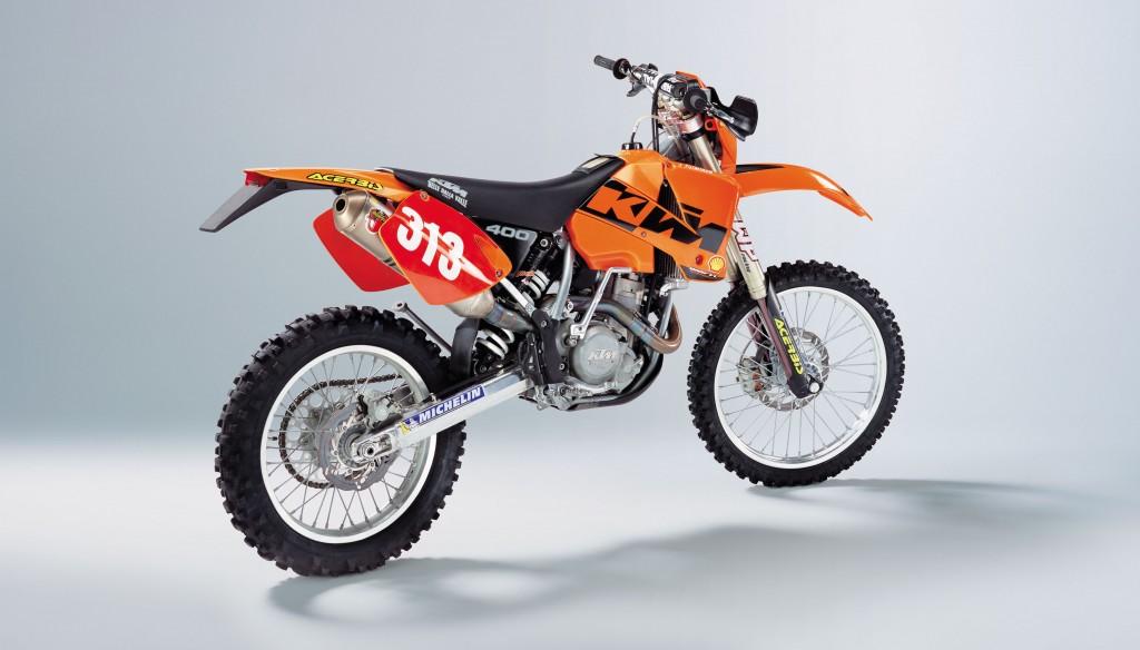 KTM EXC400 PARTS