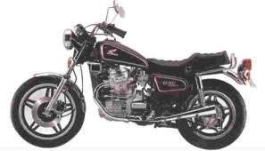 HONDA GL400 PARTS