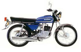 SUZUKI GP100 PARTS