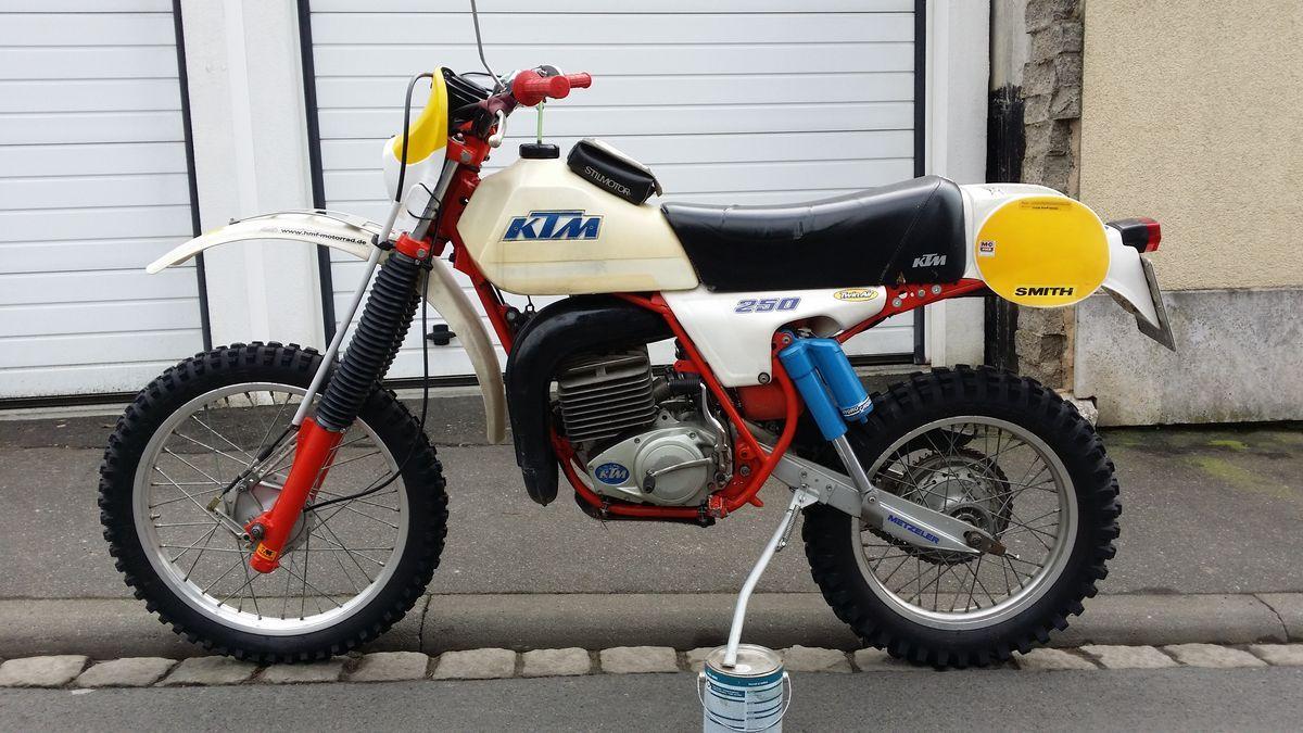KTM GS250 PARTS