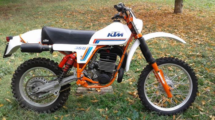 KTM GS350 PARTS