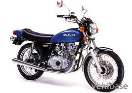 SUZUKI GS400 TWIN PARTS