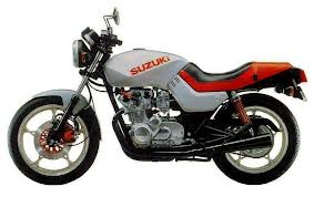 SUZUKI GS550M KATANA PARTS
