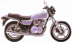 SUZUKI GS650 GT PARTS