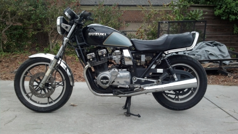 SUZUKI GS750T PARTS