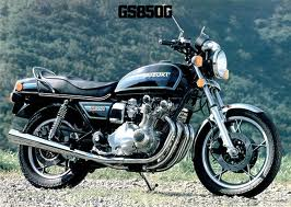 SUZUKI GS850 PARTS