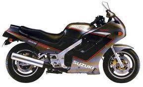 SUZUKI GSX1100 FJ/K/L/M/N/R 1987-1996 PARTS