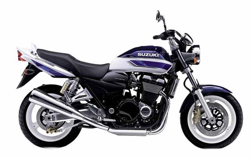 SUZUKI GSX1400 2001-2006 PARTS