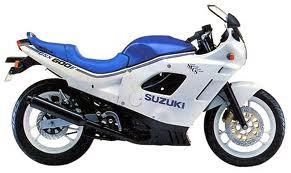 SUZUKI GSX600 F 1988-1997 PARTS