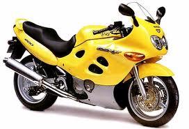 SUZUKI GSX600 F 1998-2004 INC KAT PARTS