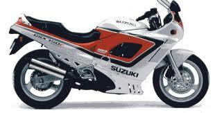 SUZUKI GSX750F 1989-1995 PARTS