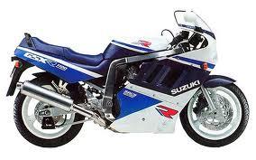 SUZUKI GSX-R1100 K/L/M/N SLINGSHOT 1989-1993 PARTS