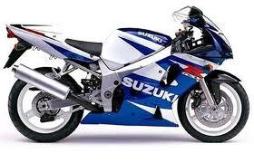SUZUKI GSX-R600R K1-K5 2001-2005 PARTS