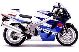 SUZUKI GSX-R600 SRAD 1996-2000 PARTS