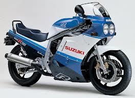 SUZUKI GSX-R750 G/H 1984-1987 PARTS
