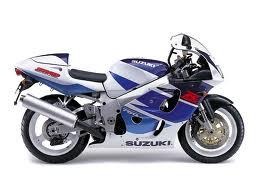 SUZUKI GSX-R750 T-X SRAD 1996-1999 PARTS
