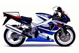 SUZUKI GSX-R750Y K1-K5 2001-2005 PARTS