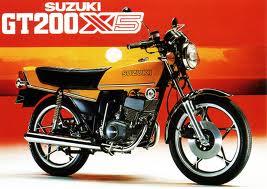 SUZUKI GT200, X5 PARTS