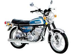 SUZUKI GT250 1973-1978 PARTS