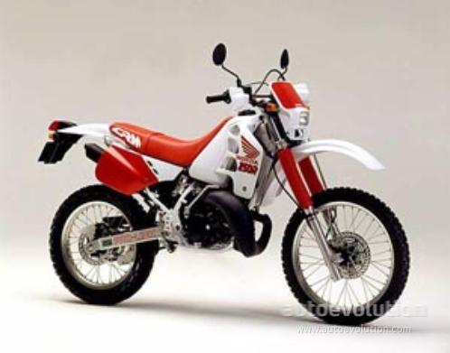 HONDA CRM250R 1989-1991 PARTS
