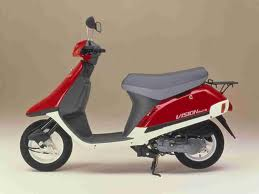 HONDA SA50J VISION MET IN MOPED 1988-1989 PARTS