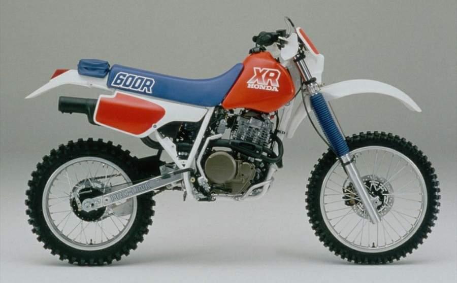 HONDA XR600R PARTS