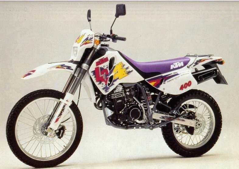 KTM EGS400 LC4 PARTS