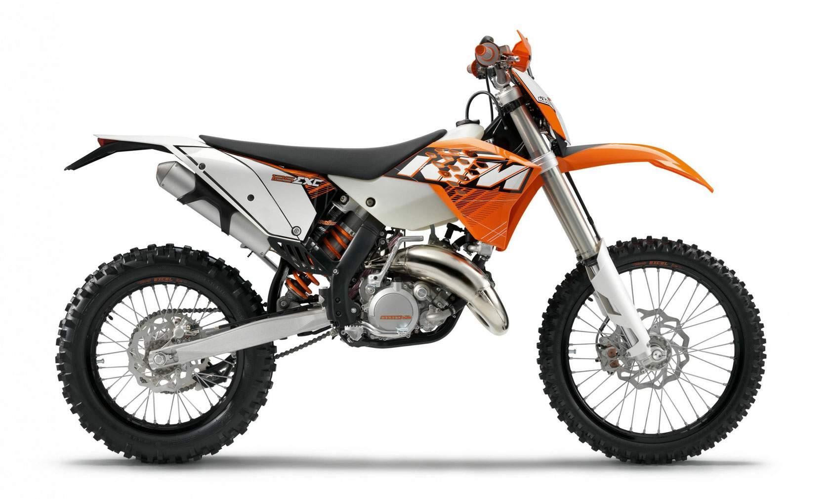 KTM EXC125 ENDURO PARTS