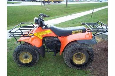 SUZUKI LT250E QUADRUNNER PARTS