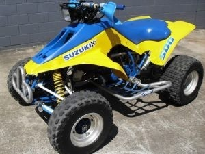 SUZUKI LT500R QUADZILLA PARTS