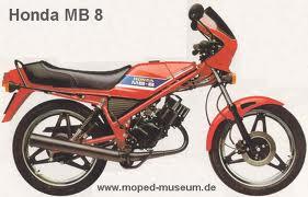 HONDA MB80 PARTS