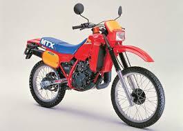 HONDA MTX200 PARTS